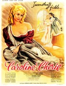 Caroline chèrie - Belgian Movie Poster (xs thumbnail)