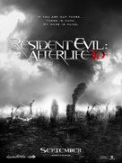 Resident Evil: Afterlife - poster (xs thumbnail)