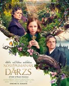The Secret Garden - Latvian Movie Poster (xs thumbnail)