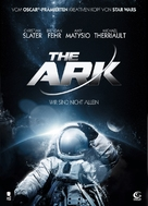 Stranded - German DVD cover (xs thumbnail)