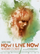 How I Live Now - French Movie Poster (xs thumbnail)