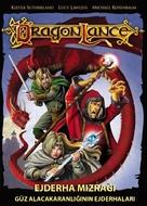Dragonlance: Dragons of Autumn Twilight - Turkish DVD cover (xs thumbnail)