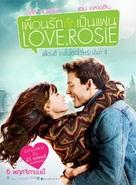 Love, Rosie - Thai Movie Poster (xs thumbnail)