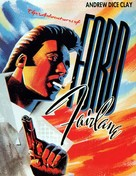 The Adventures of Ford Fairlane - Blu-Ray movie cover (xs thumbnail)