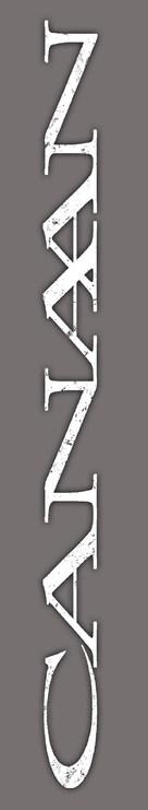 """Canaan"" - Japanese Logo (xs thumbnail)"