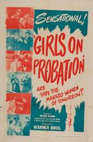 Girls on Probation - Movie Poster (xs thumbnail)