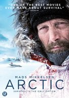 Arctic - Dutch DVD movie cover (xs thumbnail)