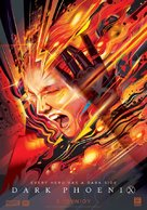 Dark Phoenix - Greek Movie Poster (xs thumbnail)