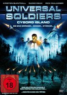 Universal Soldiers - German DVD cover (xs thumbnail)