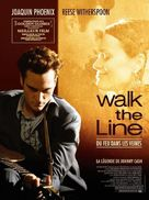 Walk The Line - French Movie Poster (xs thumbnail)
