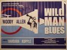 Wild Man Blues - British Movie Poster (xs thumbnail)