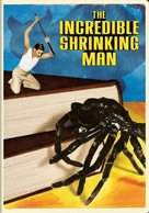 The Incredible Shrinking Man - DVD movie cover (xs thumbnail)