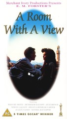 A Room with a View - VHS movie cover (xs thumbnail)