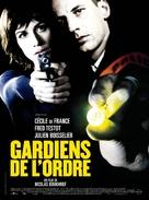 Les gardiens de l'ordre - French Movie Poster (xs thumbnail)