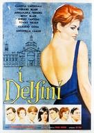 I delfini - Italian Movie Poster (xs thumbnail)