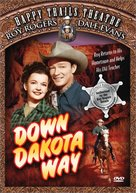 Down Dakota Way - DVD cover (xs thumbnail)