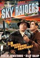 Sky Raiders - DVD cover (xs thumbnail)
