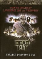 The Dead Pit - DVD cover (xs thumbnail)