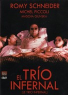 Trio infernal, Le - Spanish Movie Cover (xs thumbnail)