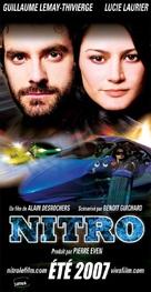 Nitro - French Movie Poster (xs thumbnail)