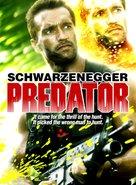 Predator - DVD cover (xs thumbnail)