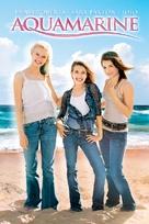 Aquamarine - DVD movie cover (xs thumbnail)