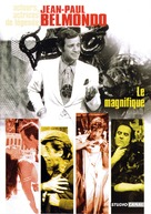 Le magnifique - French Movie Cover (xs thumbnail)