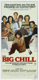 The Big Chill - Australian Movie Poster (xs thumbnail)