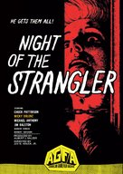 Night of the Strangler - DVD cover (xs thumbnail)