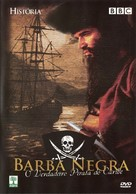 Blackbeard: Terror at Sea - Brazilian Movie Cover (xs thumbnail)