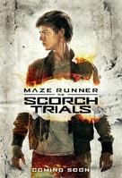 Maze Runner: The Scorch Trials - British Movie Poster (xs thumbnail)