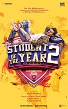 Student of the Year 2 - Indian Movie Poster (xs thumbnail)