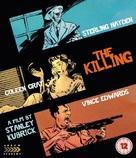 The Killing - British Blu-Ray movie cover (xs thumbnail)