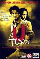 U Turn - German Movie Cover (xs thumbnail)