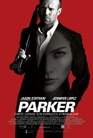 Parker - Turkish Movie Poster (xs thumbnail)