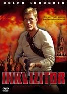 The Mechanik - Czech Movie Cover (xs thumbnail)