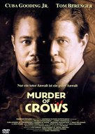 A Murder of Crows - German DVD cover (xs thumbnail)