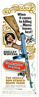 Bloody Mama - Movie Poster (xs thumbnail)