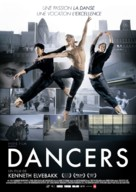 Ballettguttene - French Movie Poster (xs thumbnail)