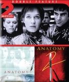Anatomie - Blu-Ray cover (xs thumbnail)