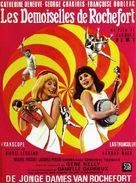 Les demoiselles de Rochefort - Belgian Movie Poster (xs thumbnail)