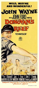 Donovan's Reef - Australian Movie Poster (xs thumbnail)