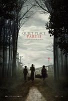 A Quiet Place: Part II - Indian Teaser movie poster (xs thumbnail)