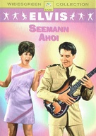 Easy Come, Easy Go - German DVD cover (xs thumbnail)