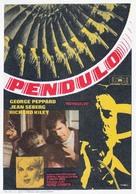 Pendulum - Spanish Movie Poster (xs thumbnail)