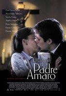 Crimen Del Padre Amaro, El - Mexican poster (xs thumbnail)