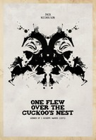 One Flew Over the Cuckoo's Nest - Dutch Movie Poster (xs thumbnail)