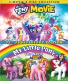 My Little Pony: The Movie - Blu-Ray movie cover (xs thumbnail)
