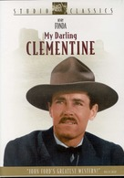 My Darling Clementine - DVD cover (xs thumbnail)