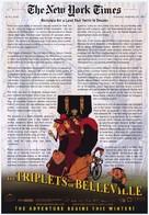 Les triplettes de Belleville - Canadian Movie Poster (xs thumbnail)